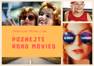American Movie Club, American Center US Point, Thelma and Louise, ZČU v Plzni