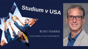Studium v USA, Americké centrum US Point, ZČU v Plzni, Kurt Harris