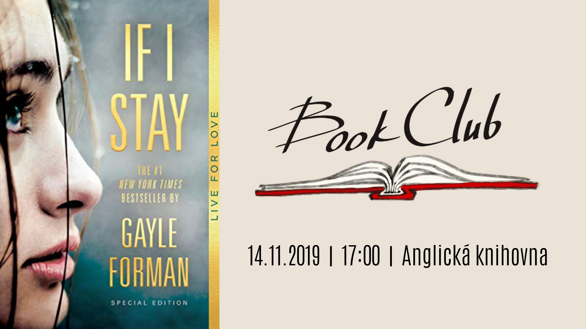 Book Club - If I Stay
