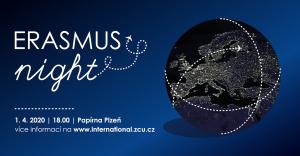 Erasmus Night